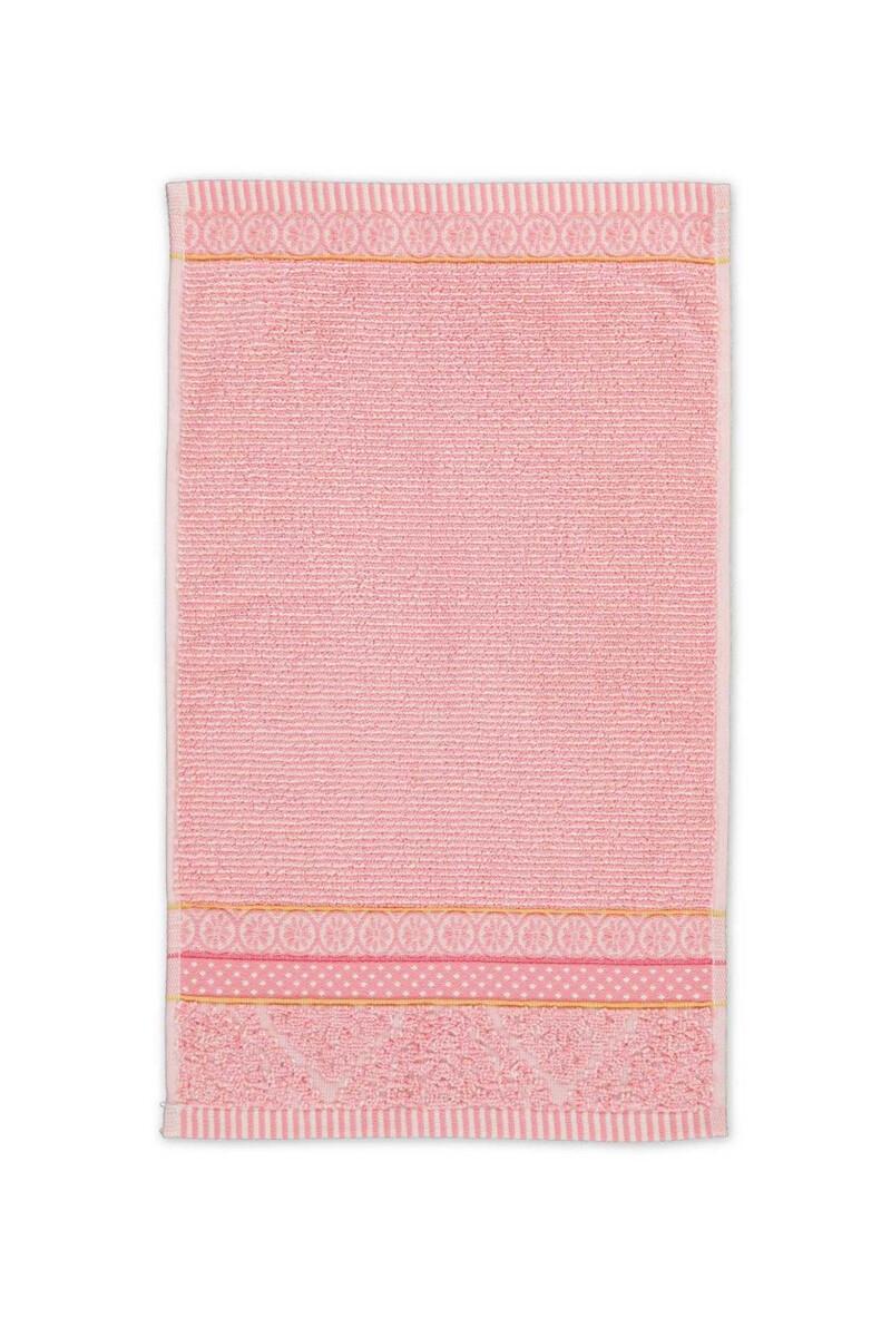 Color Relation Product Gastendoek Soft Zellige Roze 30x50 cm