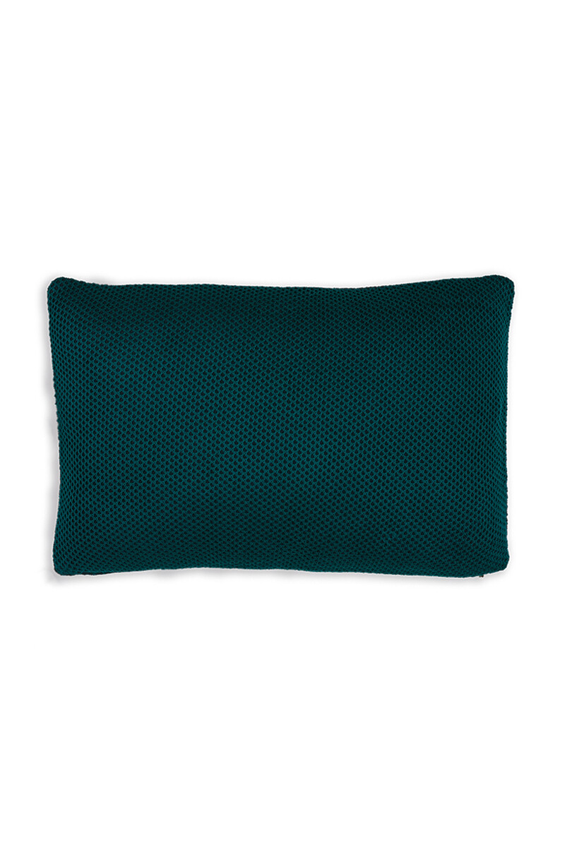 Color Relation Product Rectangle Cushion Jessy Blue