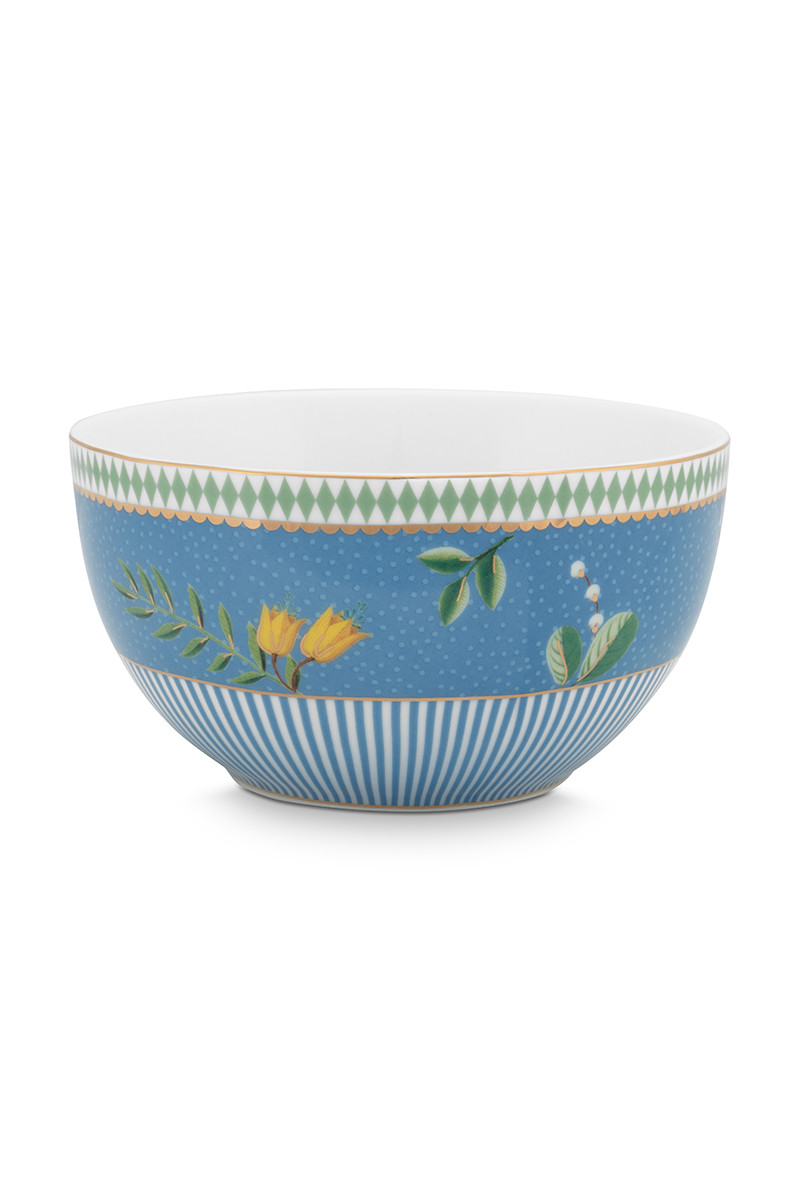 Color Relation Product La Majorelle Bowl Blue 12 cm