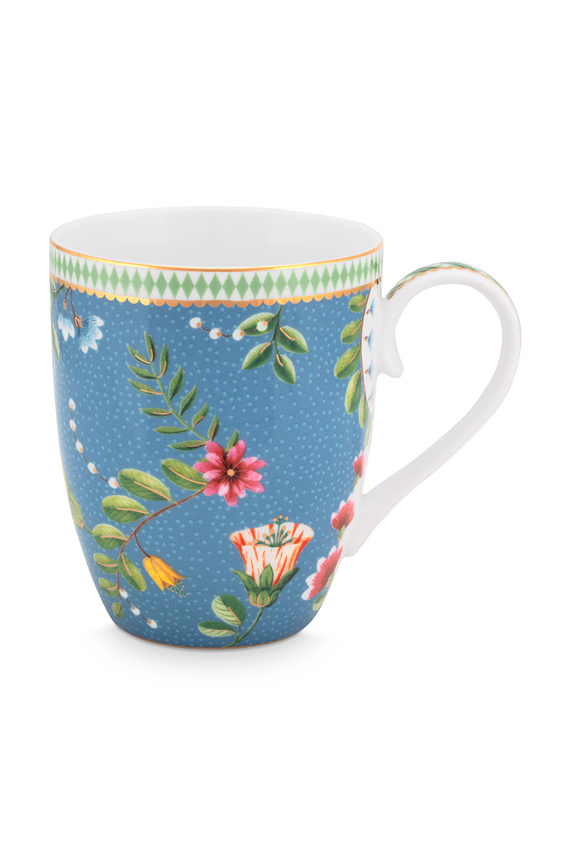 Color Relation Product La Majorelle Tasse Gross Blau