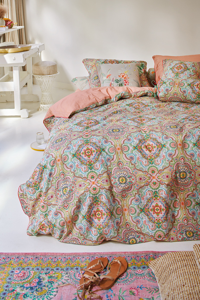 Color Relation Product Duvet cover Moon Delight Khaki