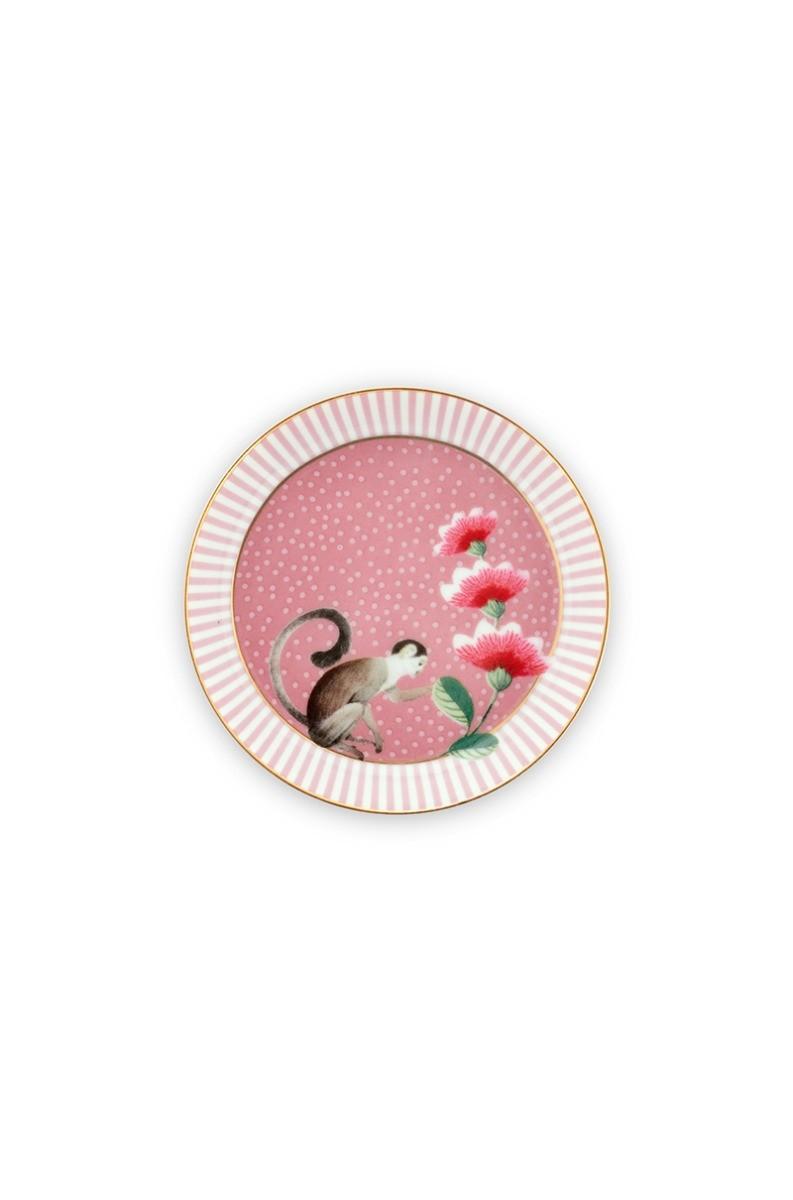 Color Relation Product La Majorelle Tea Tip Pink 9 cm