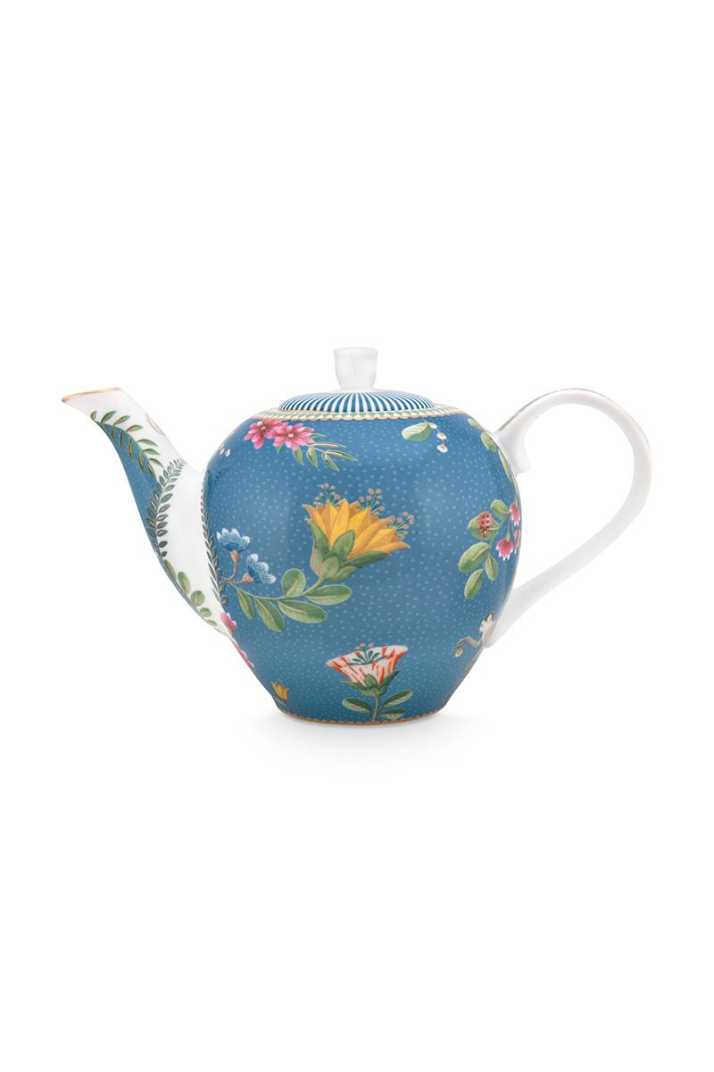 Color Relation Product La Majorelle Teapot Small Blue