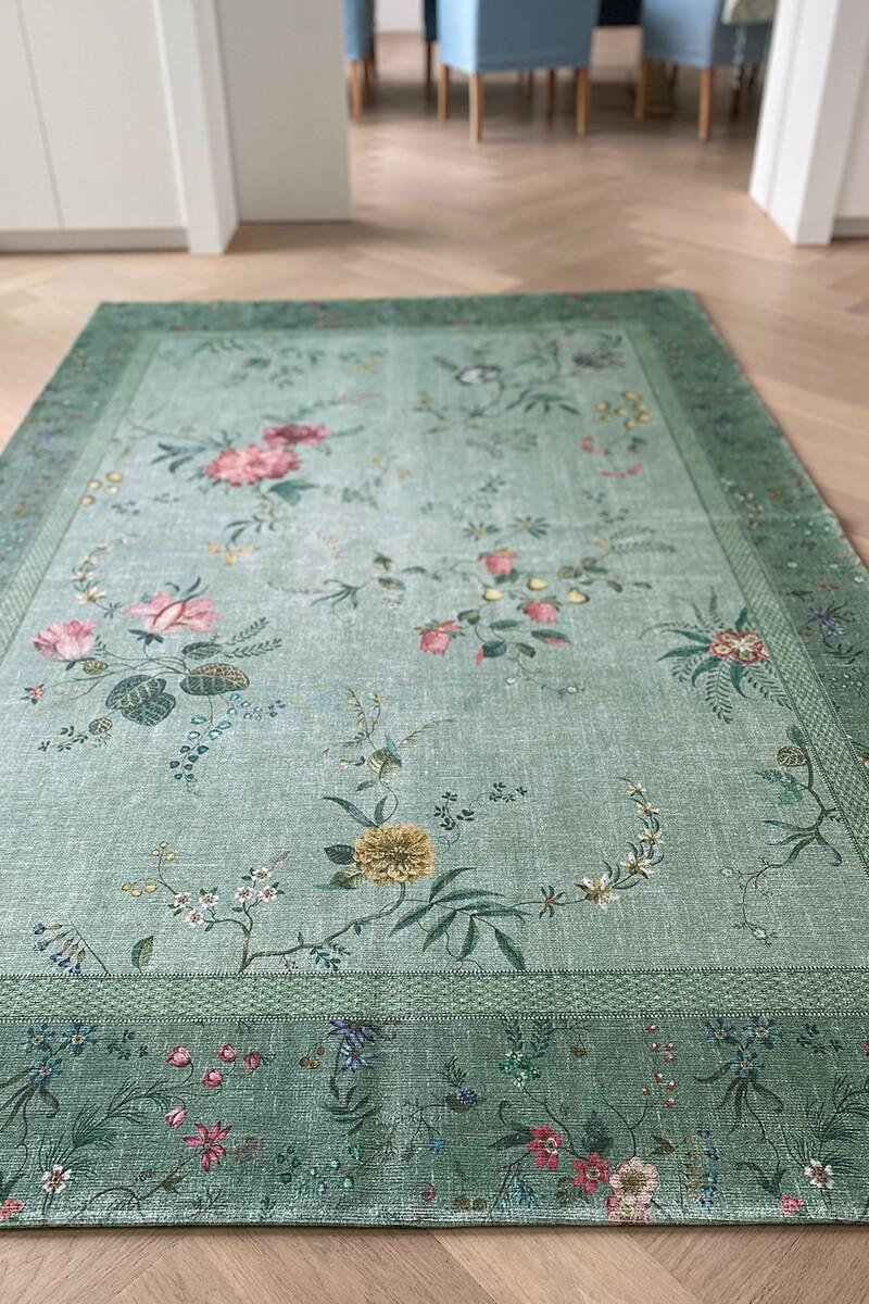 Color Relation Product Carpet Fleur Grandeur by Pip Green