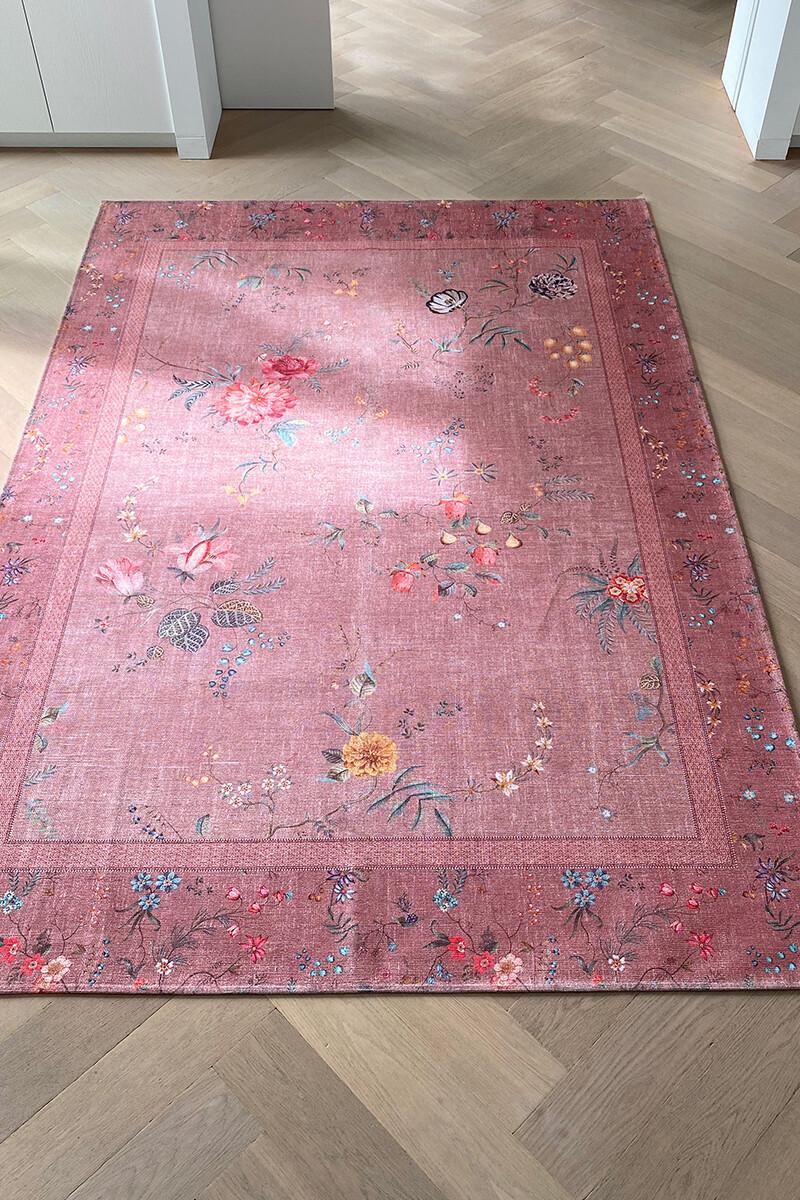 Color Relation Product Carpet Fleur Grandeur by Pip Pink