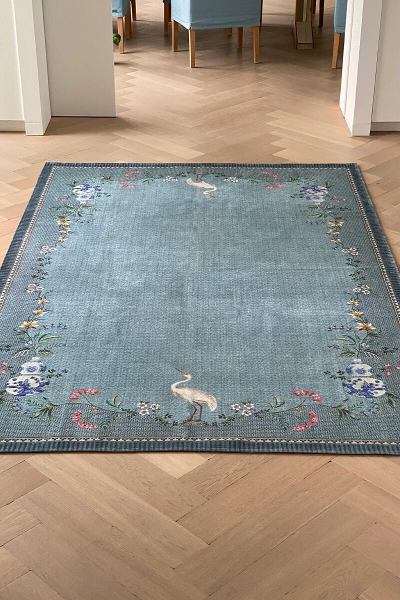 Color Relation Product Carpet Jolie by Pip Blue