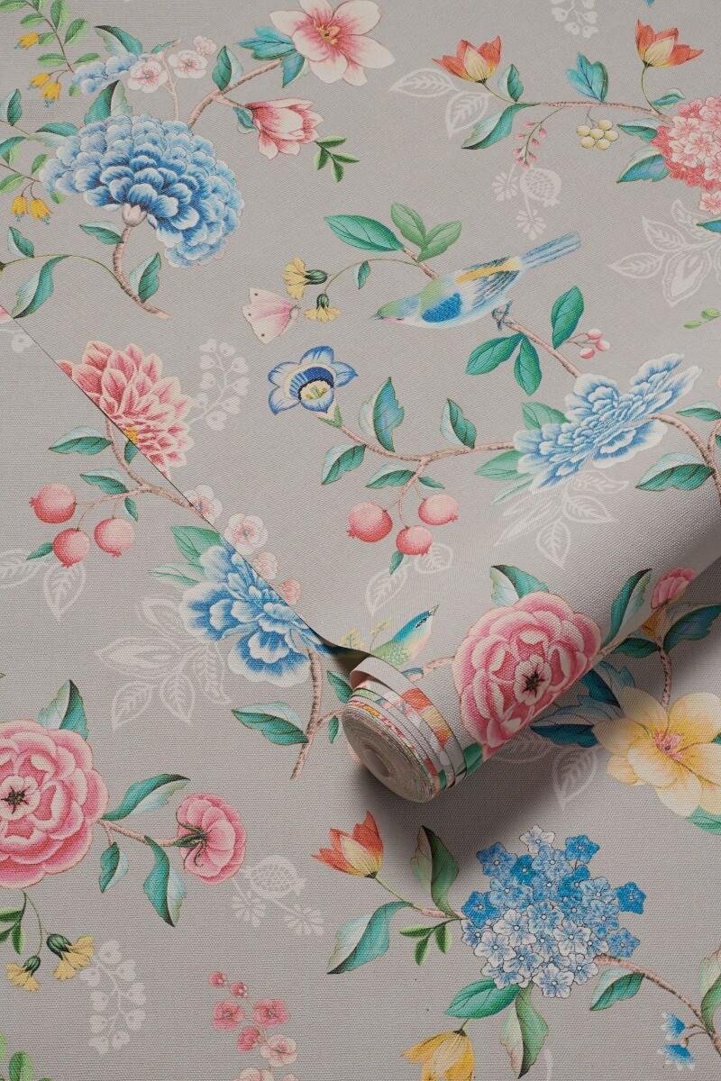 Color Relation Product Pip Studio Good Evening Behang Beige