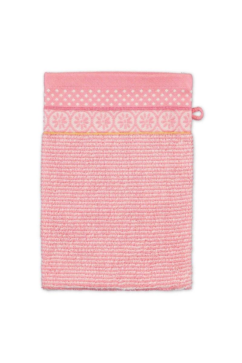 Color Relation Product Wash cloth Soft Zellige Pink 16x22 cm