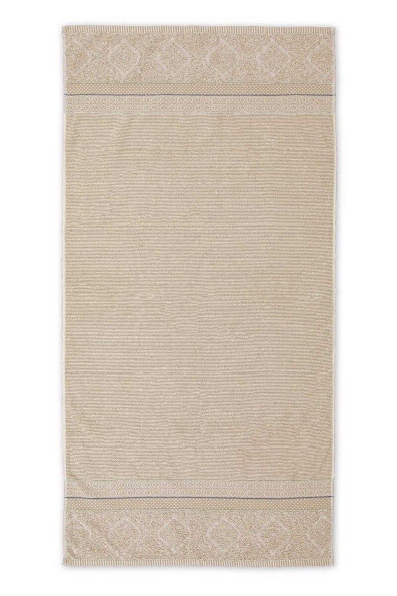 Color Relation Product Douchelaken Soft Zellige Khaki 70x140 cm